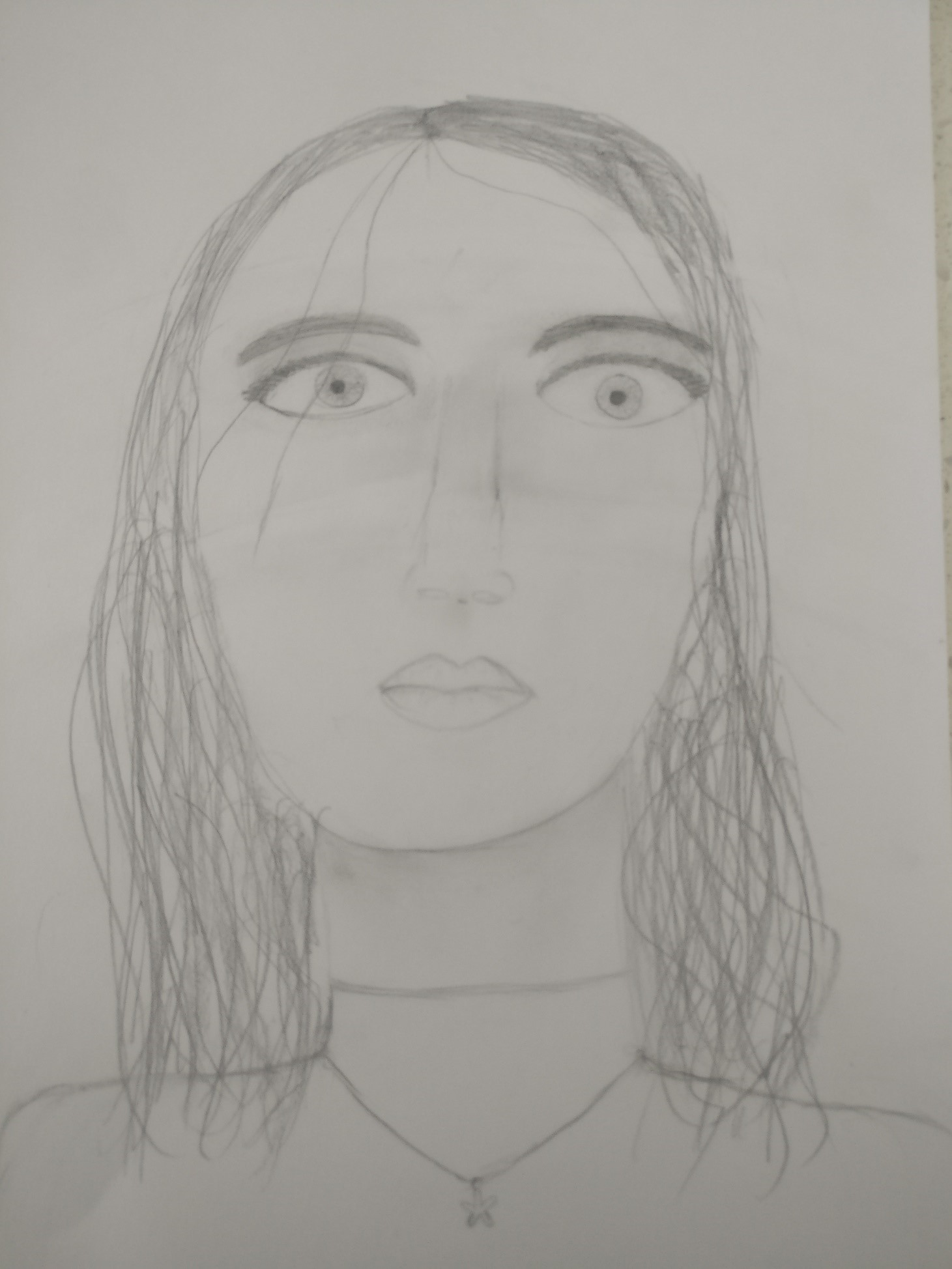 Trudy's self portrait 6B